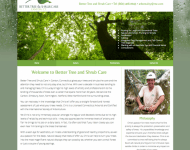 Better Tree and Shrub Care